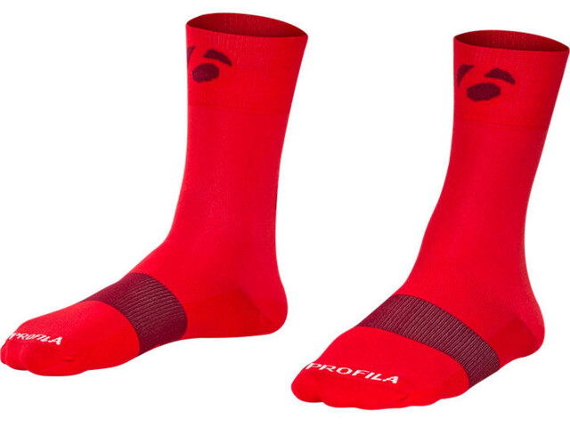 "Bontrager Race 5"" Socks Viper Red"
